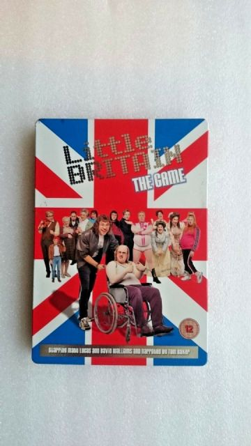 Little Britain The DVD Game (2006) Limited Edition Tin